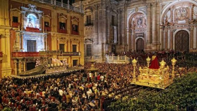 Semana Santa Málaga - Descubre su historia y tradición.