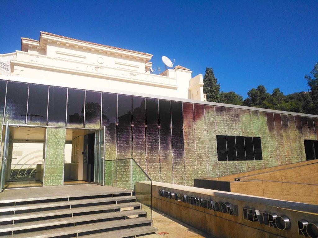 Los 10 mejores museos gratis de Málaga - Centro Interpretación Teatro Romano de Málaga