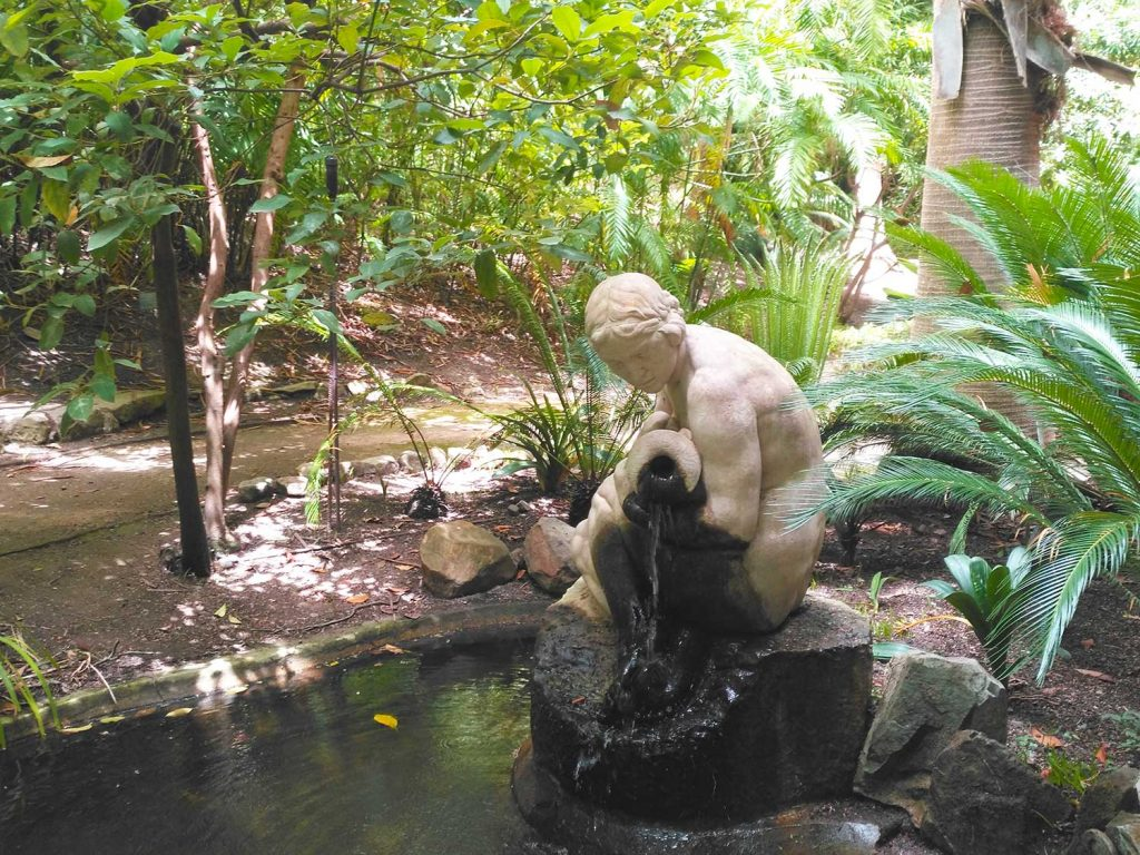 Los 10 mejores museos gratis de Málaga - Jardín Botánico de Málaga