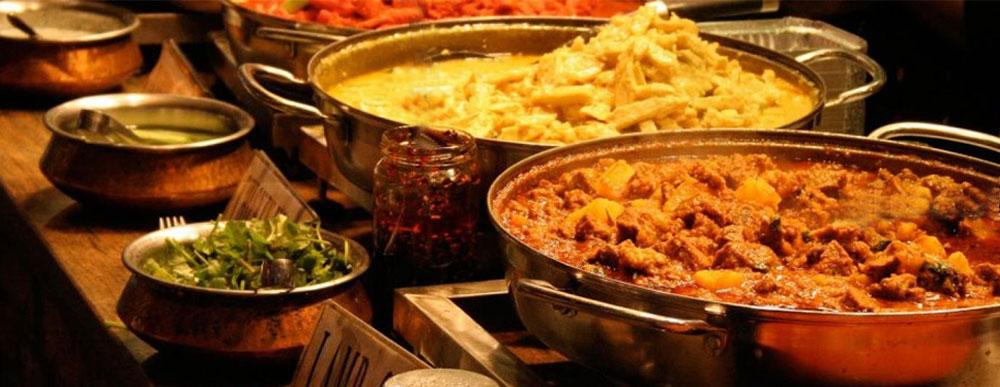 cocina hindú en Málaga