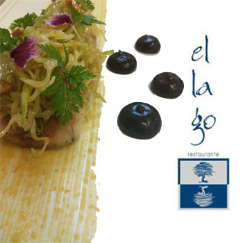 Restaurante El Lago . Malaka Turismo