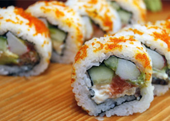 donde comer en Málaga - comida japonesa