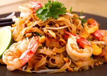 donde comer en Málaga - comida tailandesa