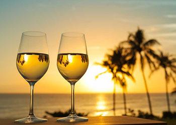 Mejores vinos blancos de Málaga - Malaka Turismo