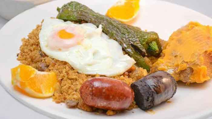 The 5 best dishes from the mountains of Malaga