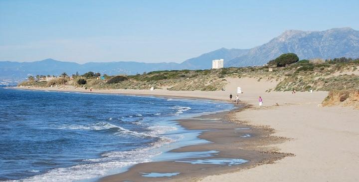 Playa-Artola-Fuengirola
