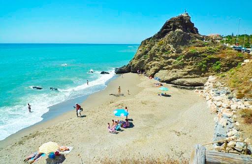 Playa-El-Faro-Mijas