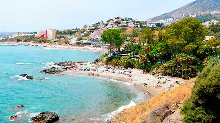 Playa de las Viborillas Benalmádena