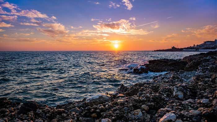 playas Malaga oriental-Malaka Turismo