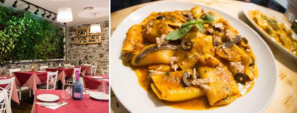 restaurantes-italianos-en-Málaga-Trattoria-Mamma-Franca