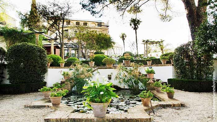 Palacio Rey Moro en Ronda