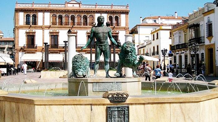 Plaza del Socorro que ver en Ronda