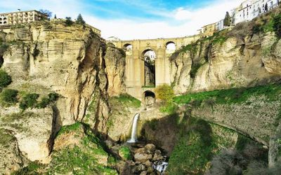 Visiting Ronda, the fairytale city