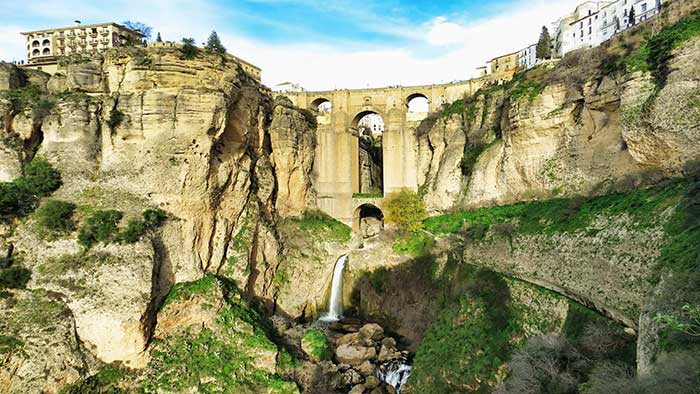 Visiting Ronda, the fairytale city