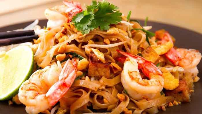 Restaurantes tailandeses en Málaga