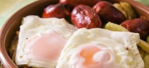eat in Malaga - National cuisine
