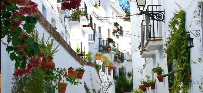 Visit to Malaga - Frigiliana