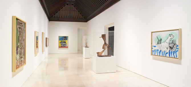 what to see in Malaga - Picasso Museum