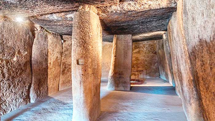 Antequera and the Archaeological Ensemble of Los Dolmenes
