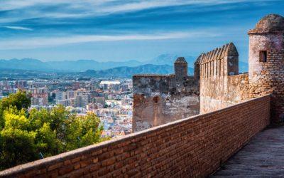 Castillo de Gibralfaro, símbolo de Málaga