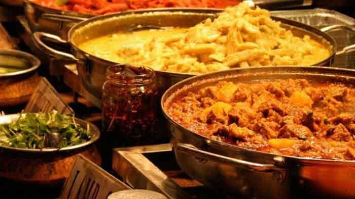 Restaurantes indios en Málaga