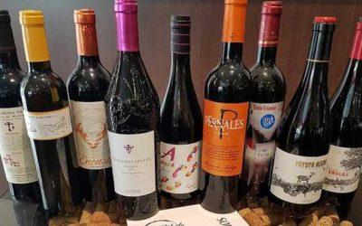 Mejores vinos de Málaga