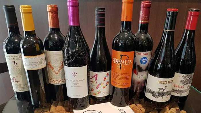 Best wines of Malaga