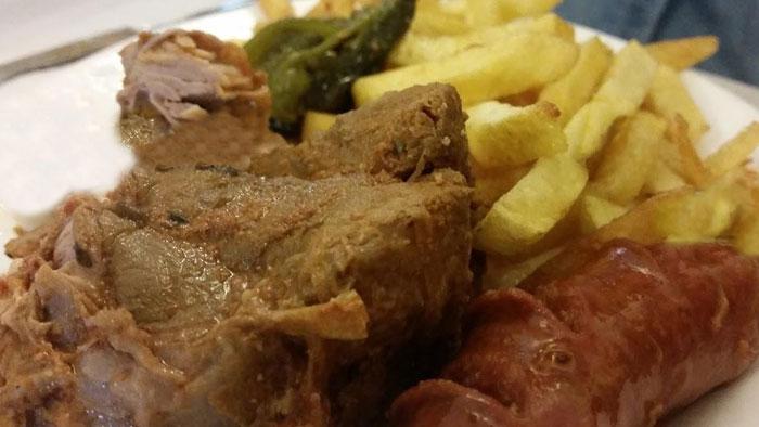 Los 5 mejores platos de los montes de Málaga