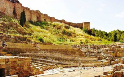 The Alcazaba and Roman Theatre of Malaga