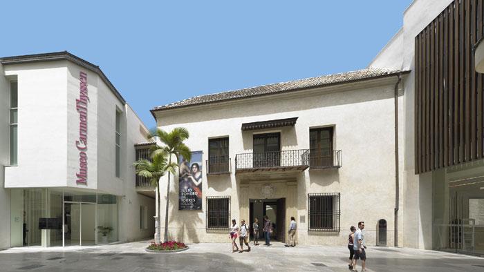 Museo Thyssen - Malaka Turismo