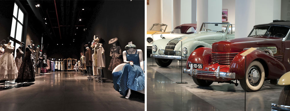 Museo Automovilístico y de la Moda - Malaka Turismo