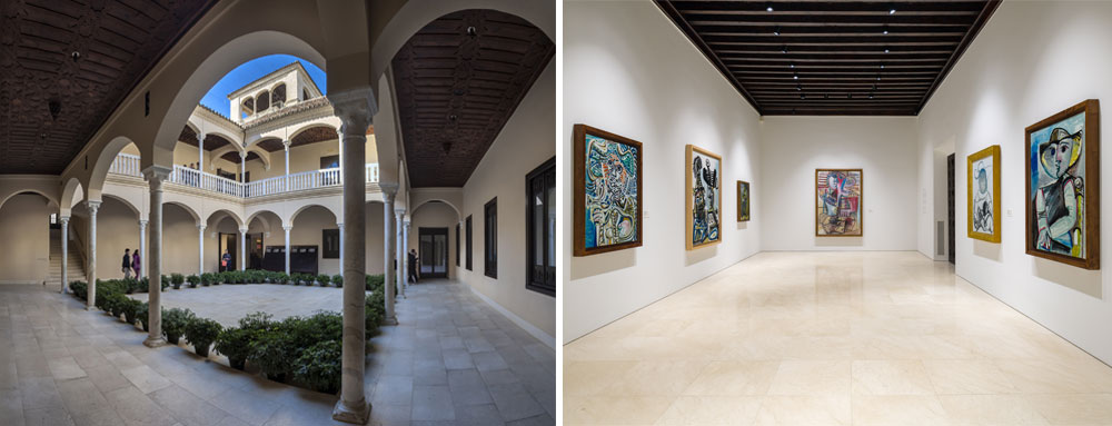 Museo Picasso Málaga - Malaka Turismo