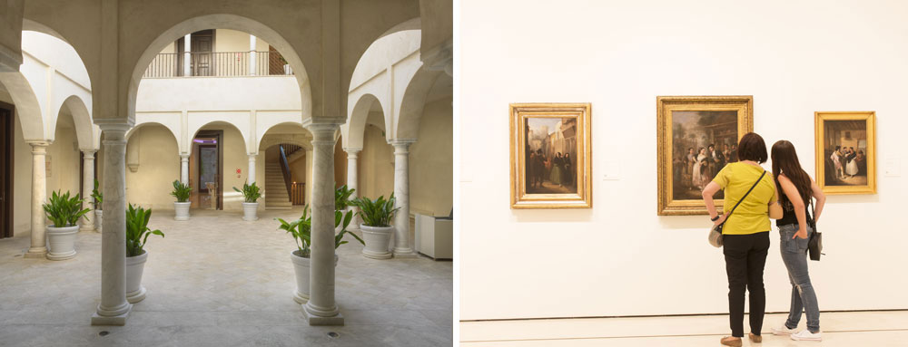Museums in Malaga - Thyssen Musseum - Malaka Turismo