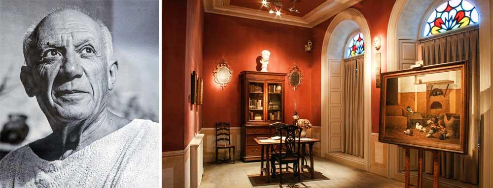 museos en Málaga - museums in malaga - Museo Casa Natal Picasso - Malaka Turismo